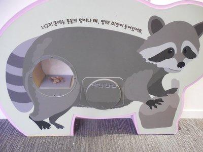 Mr. Toilet House display