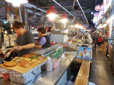 Food at Night Market