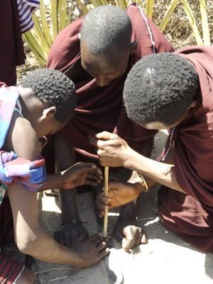 masai fire