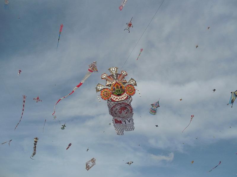 Lots more kites