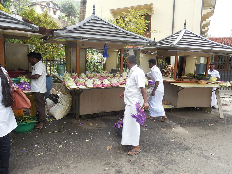Flower sellers
