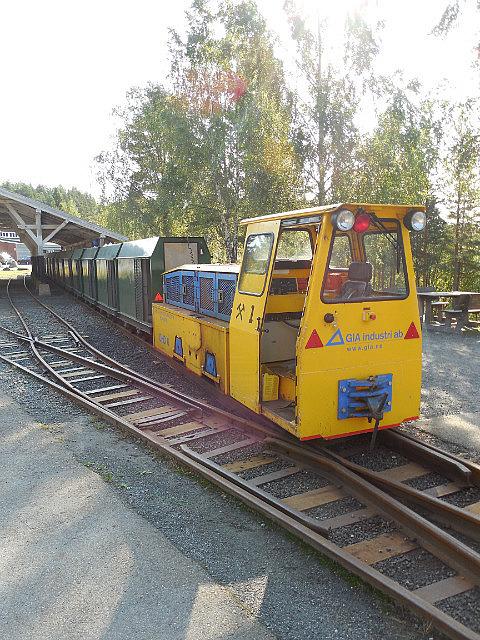 Silver Mine Train