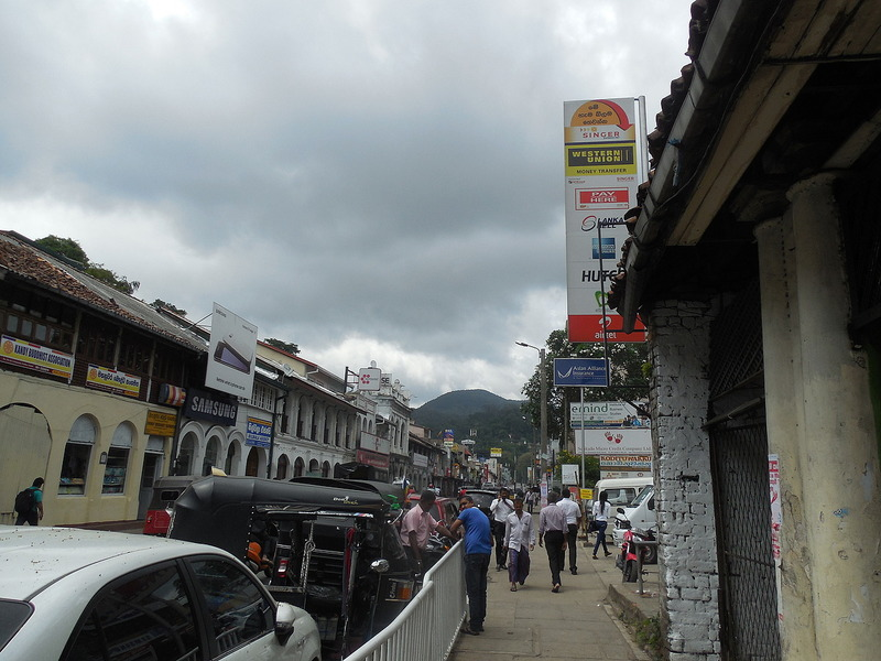 Kandy in the morning