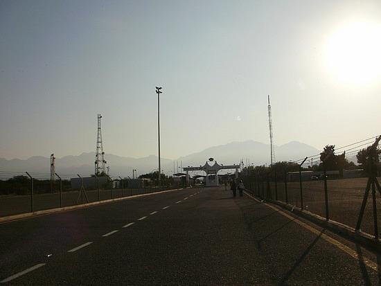 Jordanian border