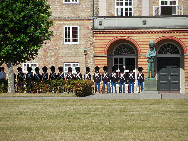 Guards in King's Park
