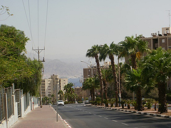 Welcome to Eilat