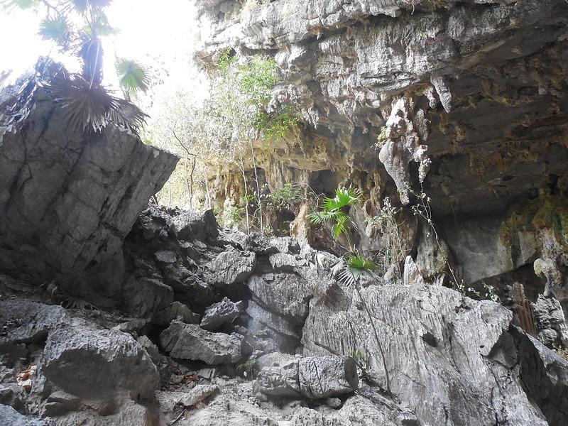 San Tomas Cave
