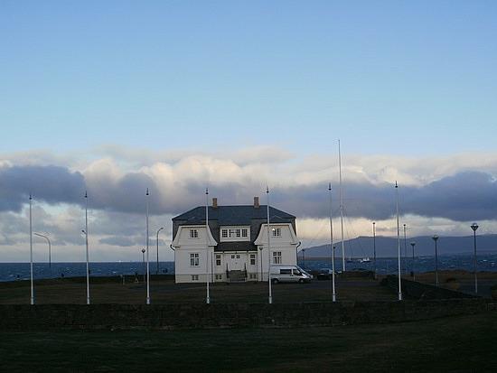 The Höfði house