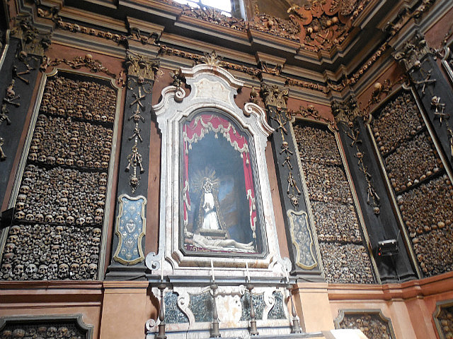 Inside San Stefano