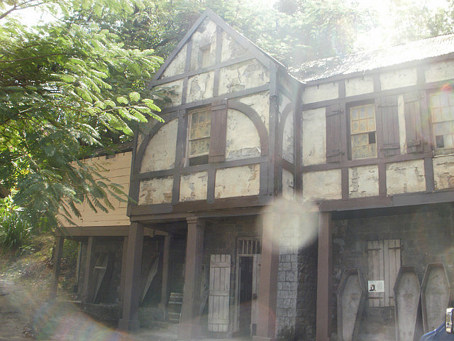 Pirates House