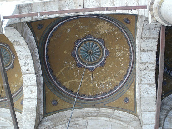 Citadel ceiling