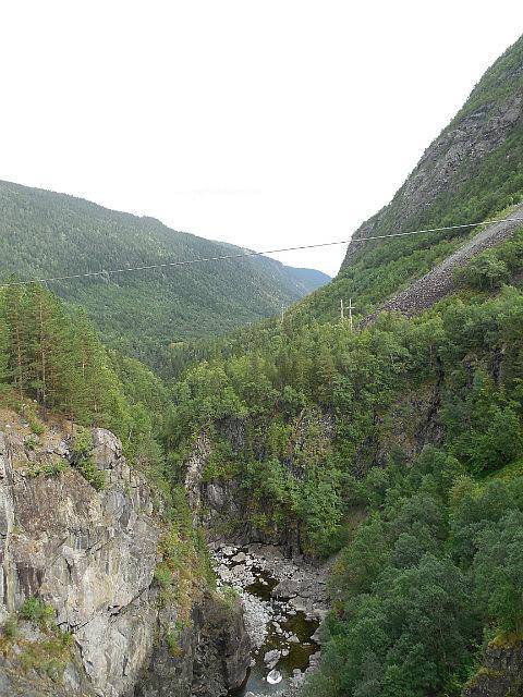 Scenery by Rjukan