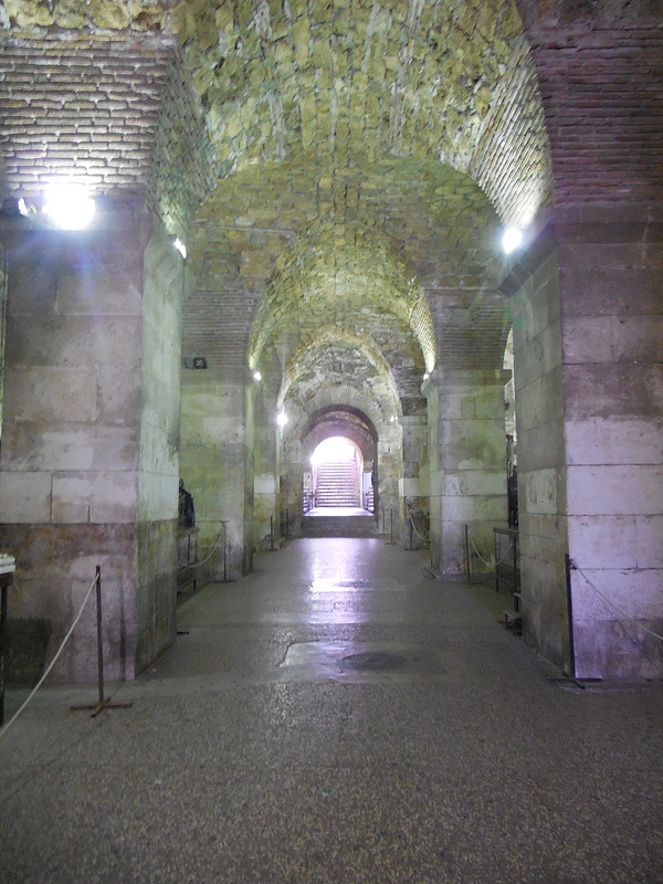 Diocletian's Palace Basement