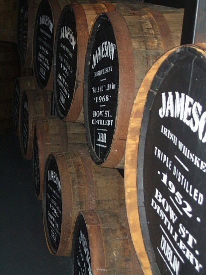 On the Jameson Tour