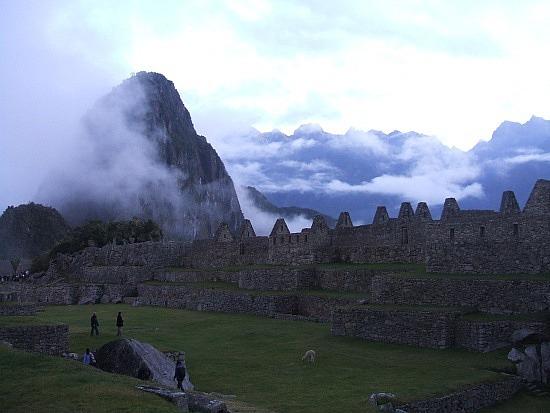 Machu and Wayna Picchu