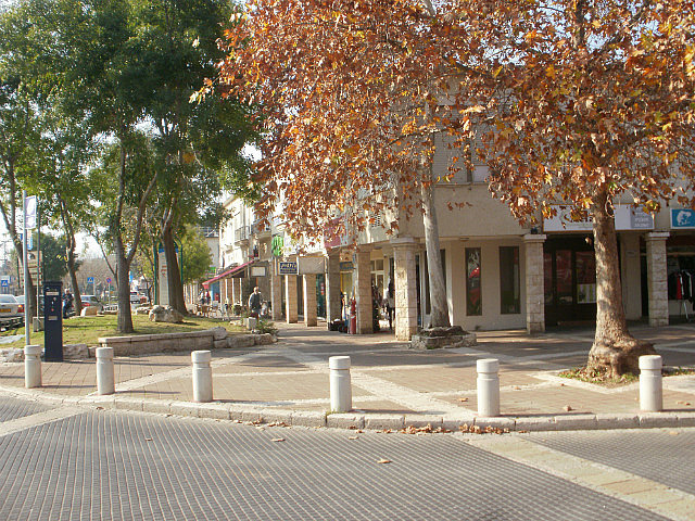 Tivon city center