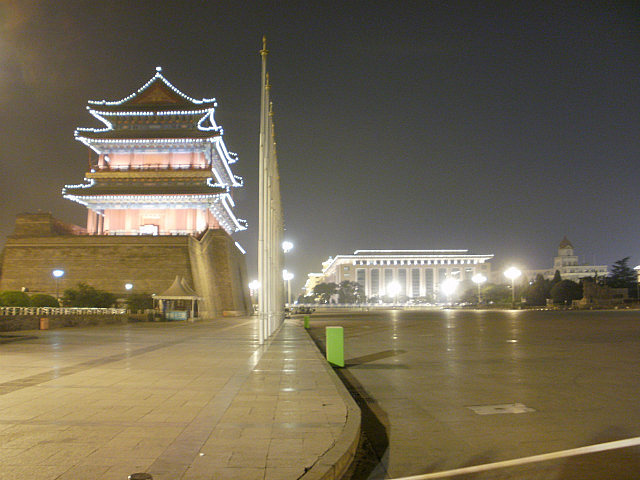 Tianenmen Square and City Gate