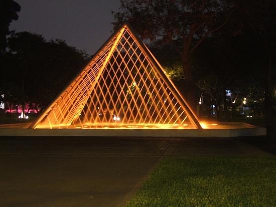Pyramid at Fountain Park