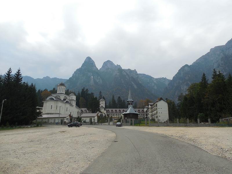 Busteni Monastery