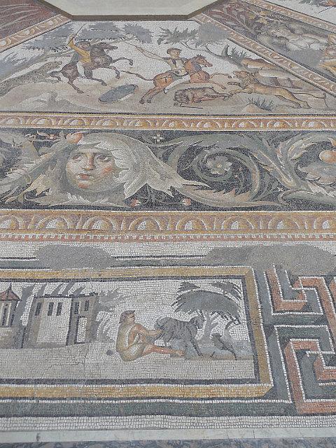 Louvre Mosaic