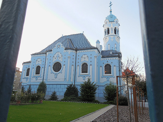 Blue Church