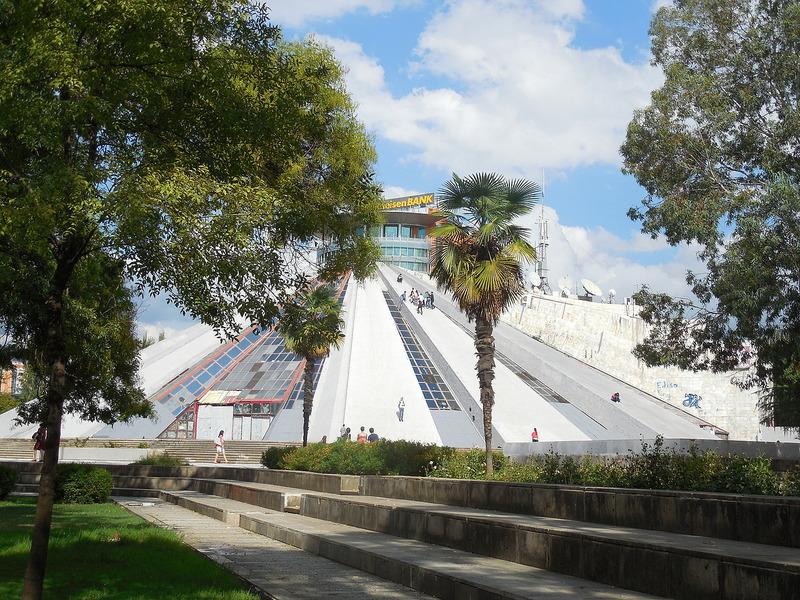 Pyramid Building