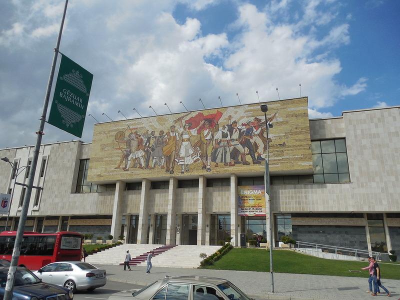 Albanian History Museum