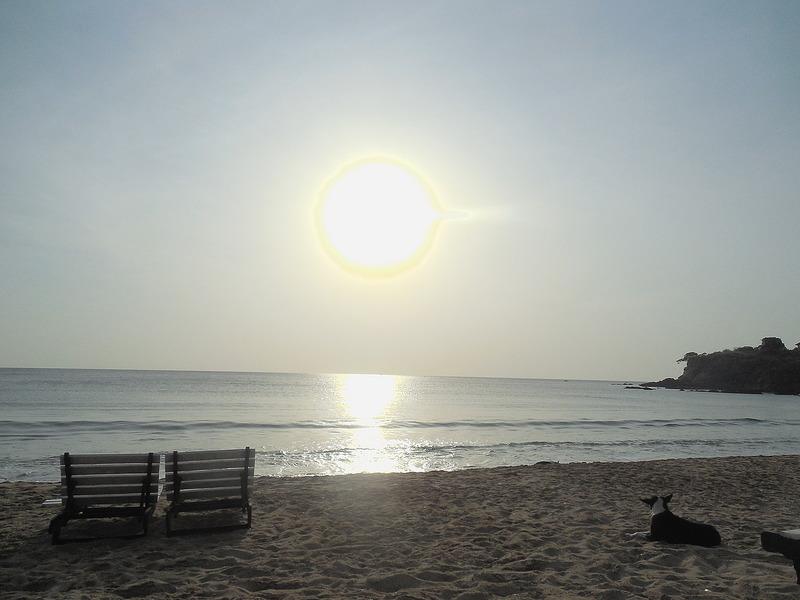 Beach at Dyke Rest