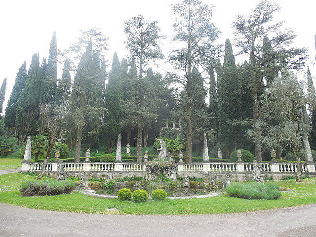 Forbidden garden