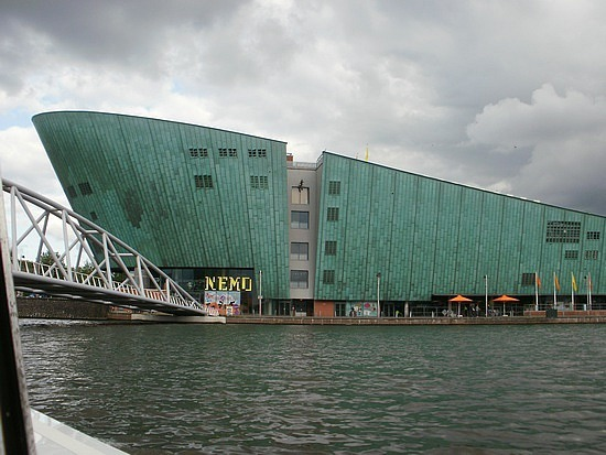 Museum from tour boat