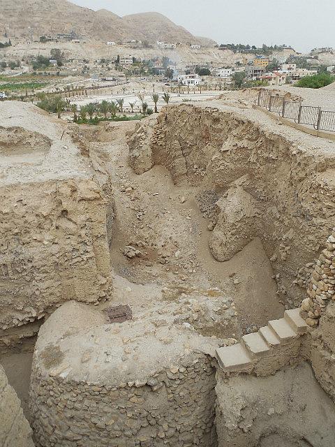 Excavated Jericho