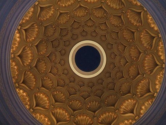 Casino ceiling