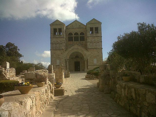 Mt. Tabor monastery