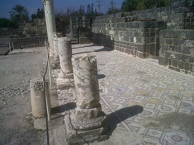 Kursi ruins