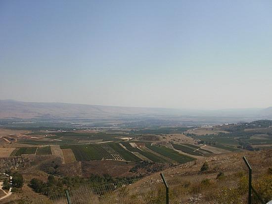 Lebanon and Metula