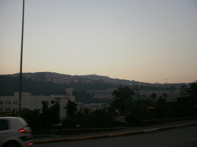 hills of Tiberias