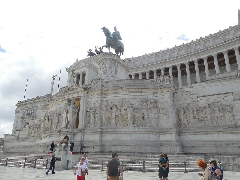 Vittorio Emanuel monument