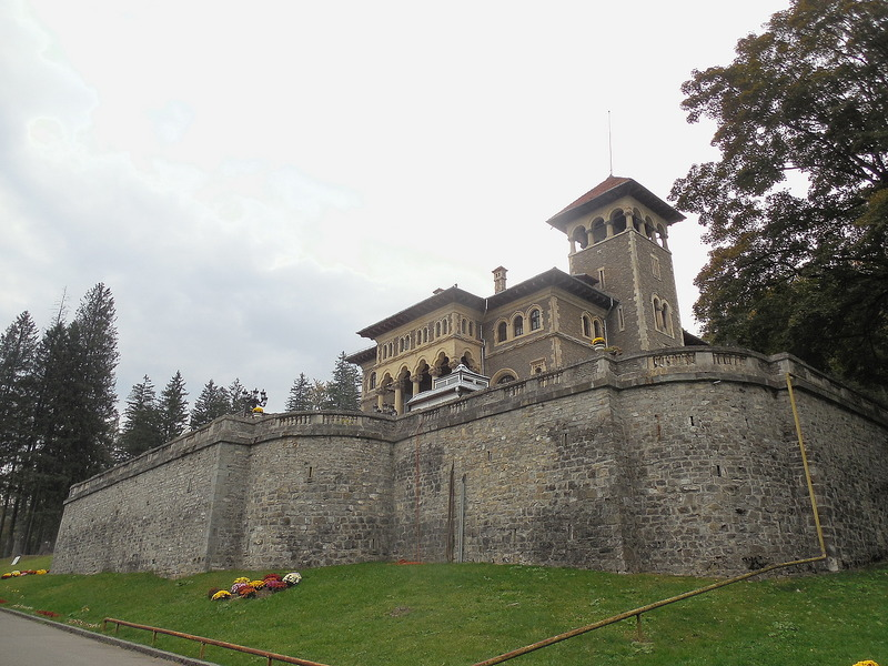 Busteni Castle