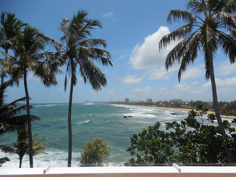 View from Mt. Lavinia Hotel