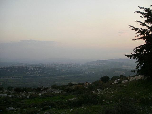 View of Karmiel