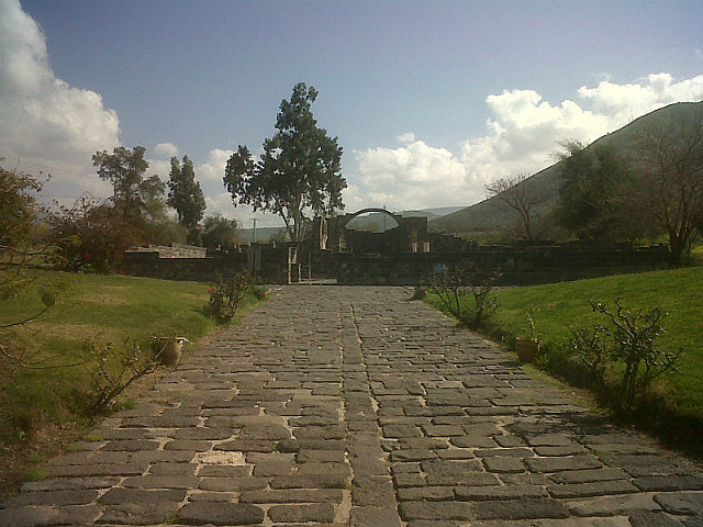 Kursi Monastery
