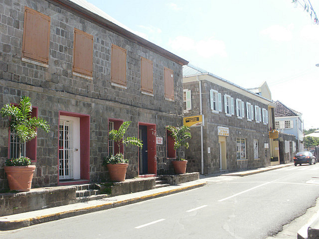Historic Nevis