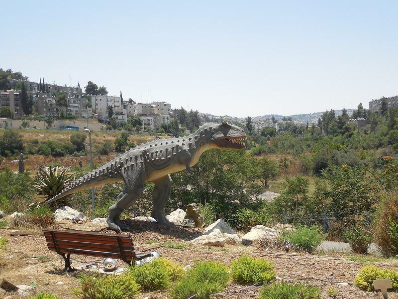 DInos in Jerusalem