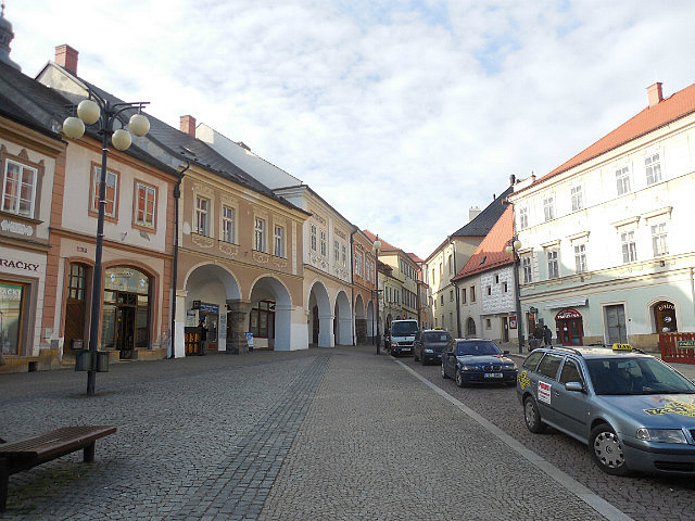 Kutna Hora town