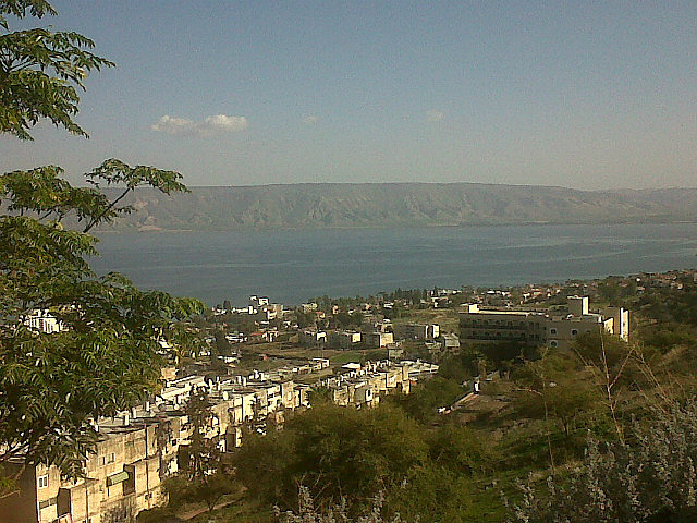 View of Kinneret
