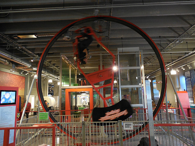 Kids' science museum