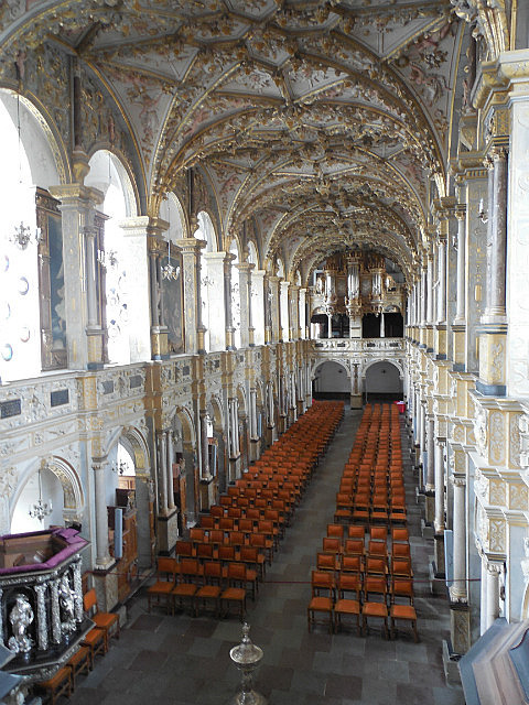 Church in Fredericksborg Castle