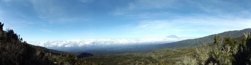 panoramic view down