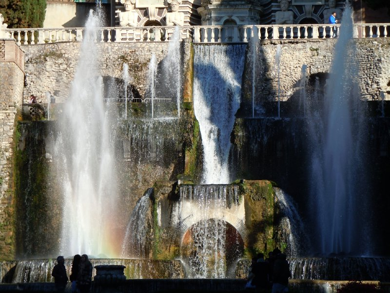 Villa d'Este Waterfalls