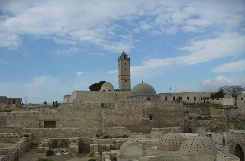 Citadel, Aleppo
